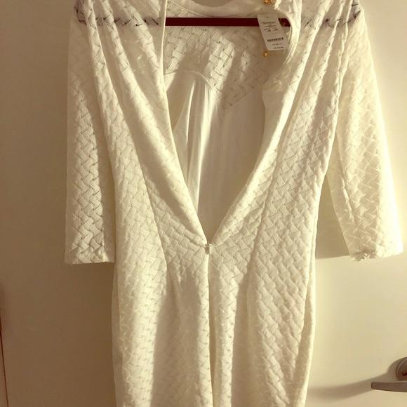 bebe Dresses & Skirts - Bebe White Dress